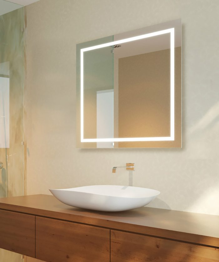 Unity Lighted Mirror