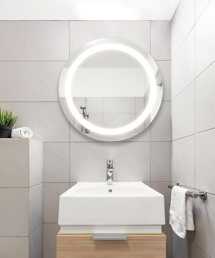 Eliseo Lighted Mirror