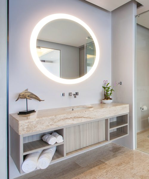 Estella LED Lighted Mirror