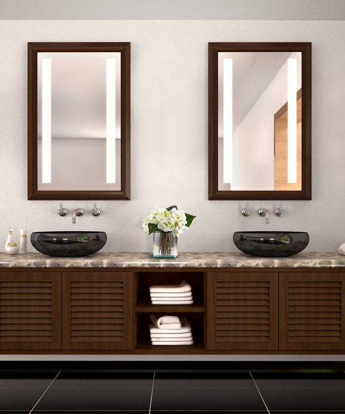 Renada Lighted Mirror