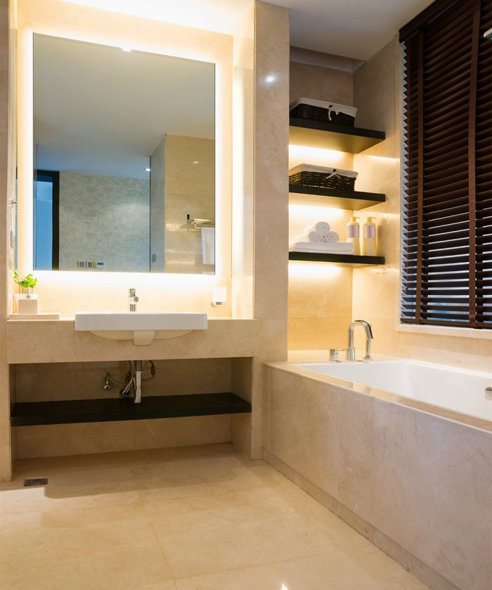 Tranquilidad LED Lighted Mirror by Cordova Mirrors