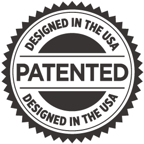 Designed in the USA & Patented